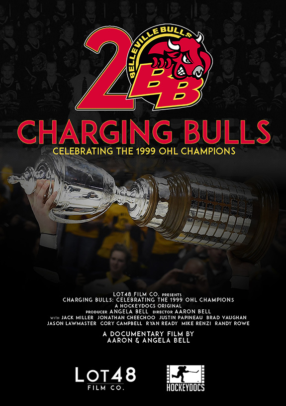 Charging Bulls-Poster-24x34