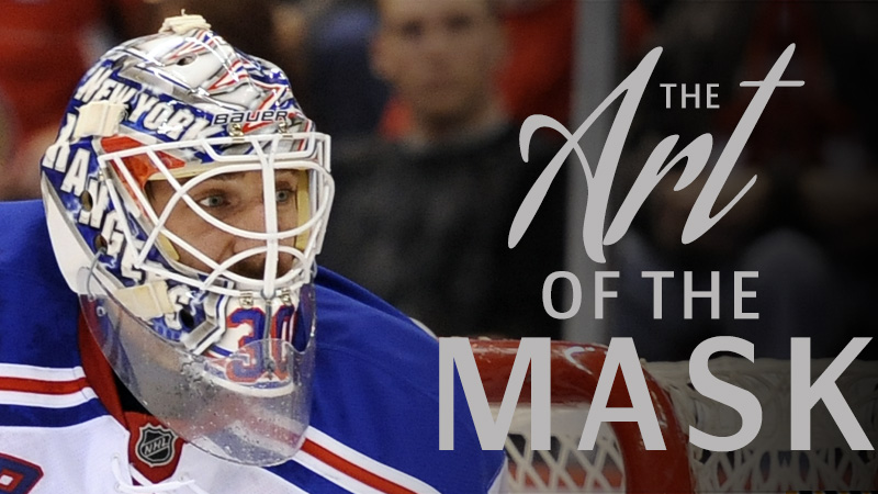 Art of the mask - Hockey Docs