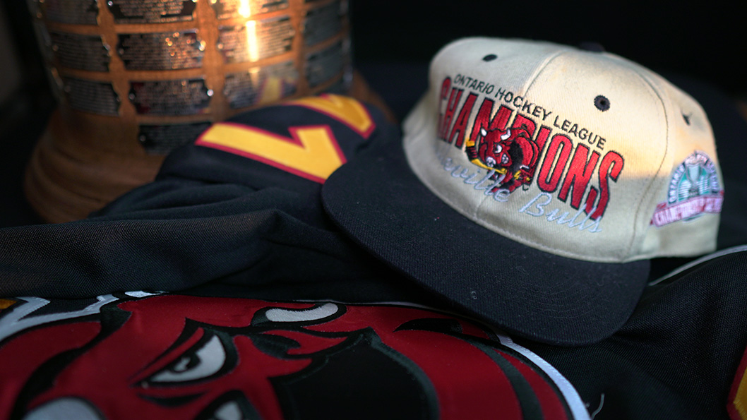 Charging Bulls: Celebrating the 1999 OHL Champions